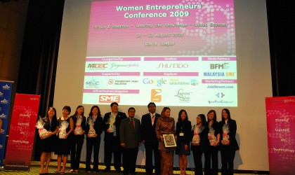 Women Entrepreneurs Conference 2009