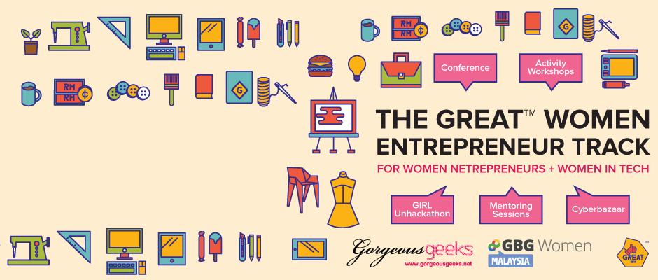 The GREAT Women Entrepreneur Track