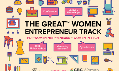 GREAT 2014: Women Entrepreneur Track