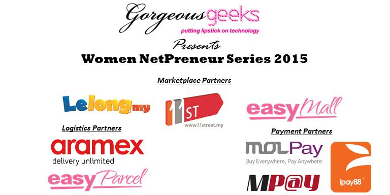 Women Netpreneur Series 2015