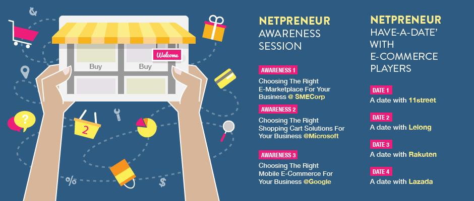 Gorgeous Geeks Netpreneur Series 2015
