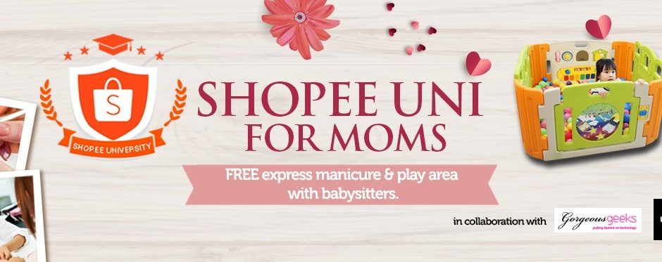 Shopee Uni For Moms