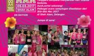 Malaysian Women Marathon 2017