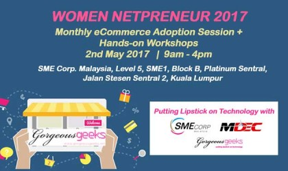 Women Netpreneur May 2017