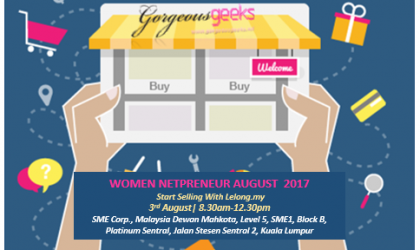 Women Netpreneur August 2017