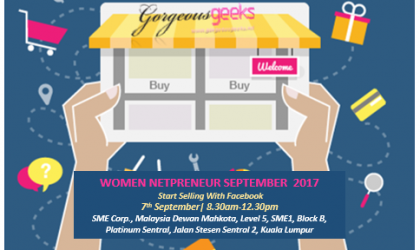 Women Netpreneur September 2017