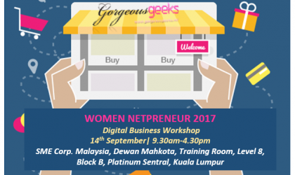 Digital Business Workshop September 2017