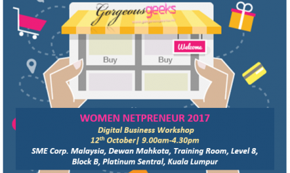 Digital Business Workshop October 2017