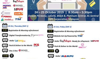 Women Netpreneur eCommerce Adoption Session (KL) Oct 2019